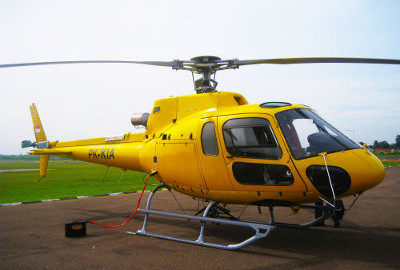 Single Engine Helicopter